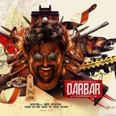 Darbar Telugu , Darbar Bgm, Darbar Dailouges Download