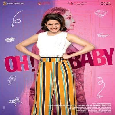 Oh Baby Ringtones, Oh Baby Telugu Bgm Ringtones Download 2019 Samantha Akkineni