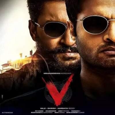 Nani V Ringtones Bgm (Telugu) [Download] 2020