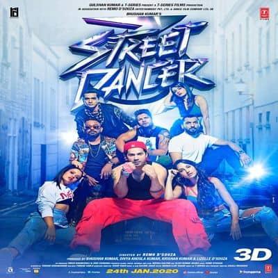 Street Dancer 3D Ringtones Bgm [Download] (Telugu) 2020