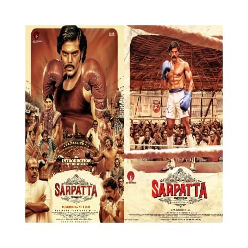 Sarpatta Parambarai Bgm Ringtones Download For Mobile Phones